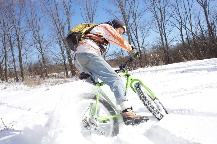 Save the burnouts for your front yard. Flinging snow is cool, flinging dirt is not.