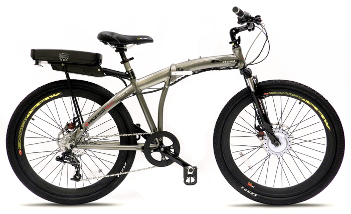 Prodeco Storm Folding Commuter