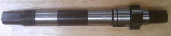 BBS02 axle