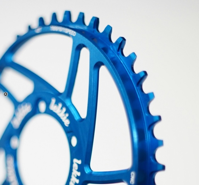 The best chainring I've tried on the BBS02 hands down