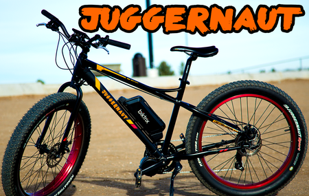 Biktrix raised almost $70,000 to get their Juggernaut into production.