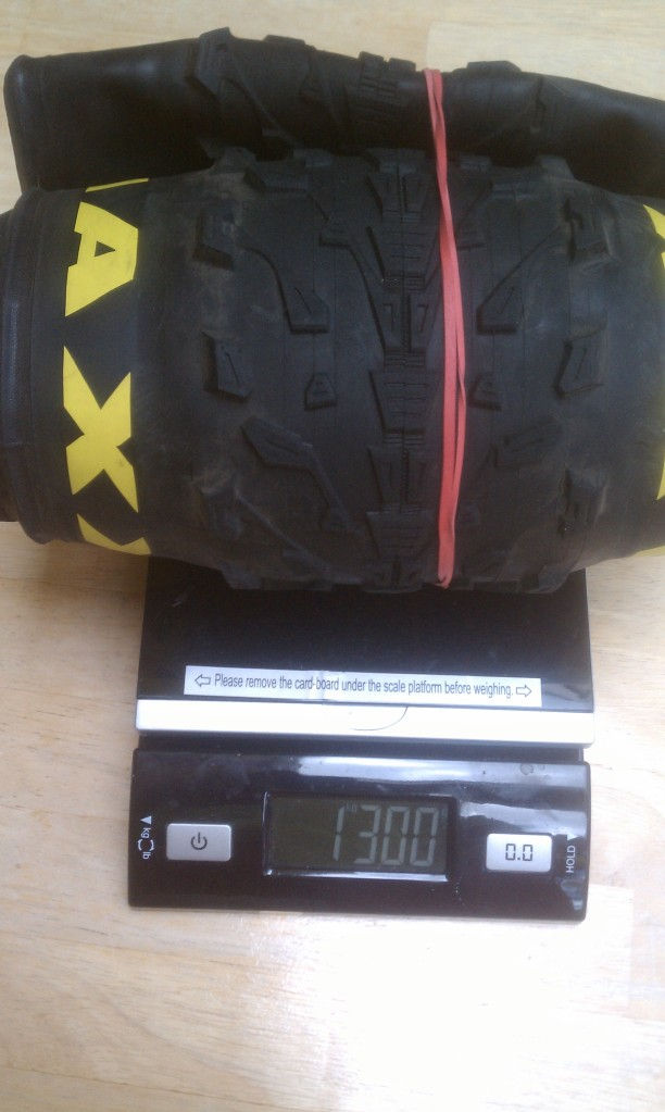Weighed on my cheap non-Park tool crap ass ebay scale. Weight includes that red rubber band.