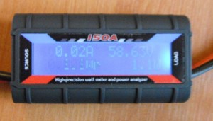 The newer 150Amp watt meter is awesome.