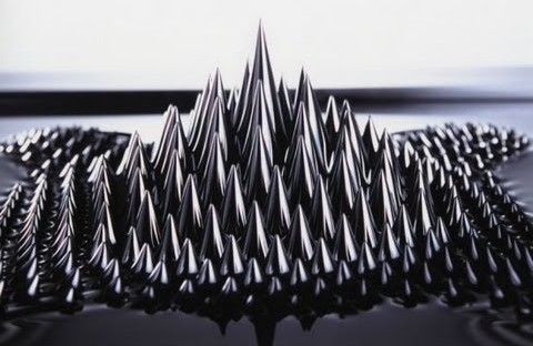 Ferrofluids are one of the most beautiful things science can show you