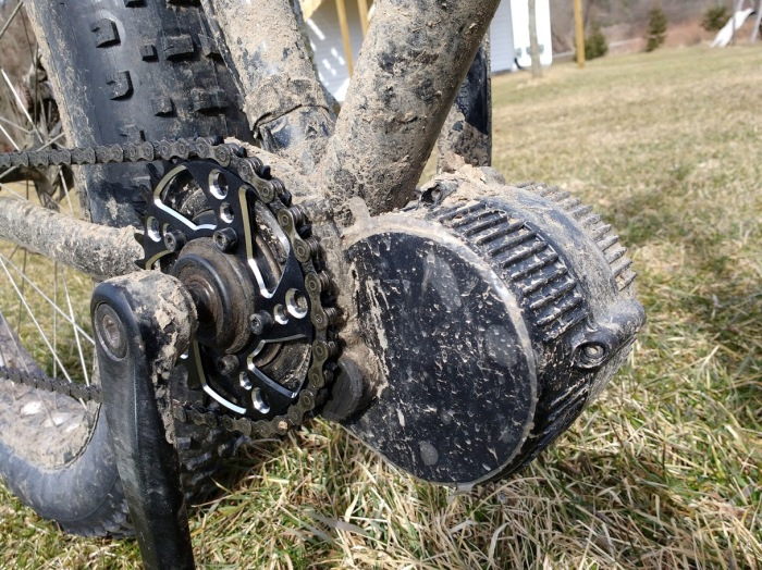 Filthy I tell you, how do ebikes live like this?