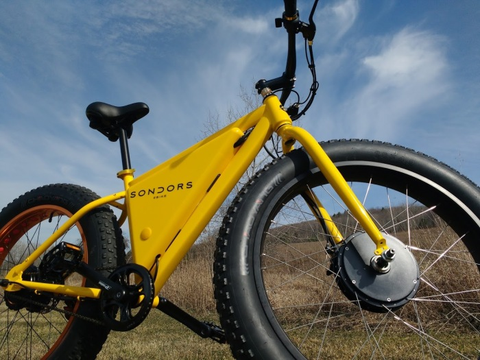This monster AWD ebike can scamper up (almost) any hill with ease