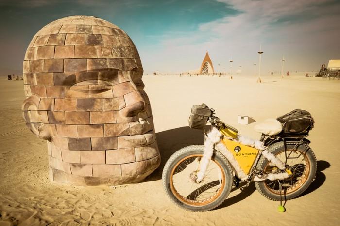 Go Sondors Burning Man