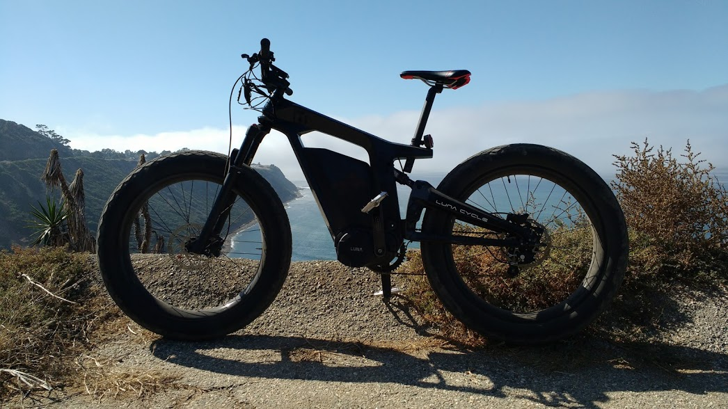 The Lunacycle Apex : The Best Torque Sensing Ebike (a lot of