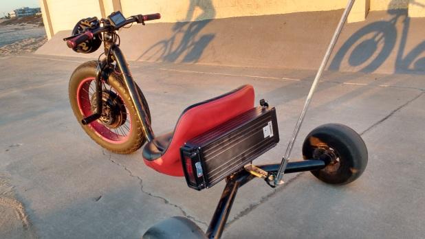 electric drift trike diy. Black Bedroom Furniture Sets. Home Design Ideas