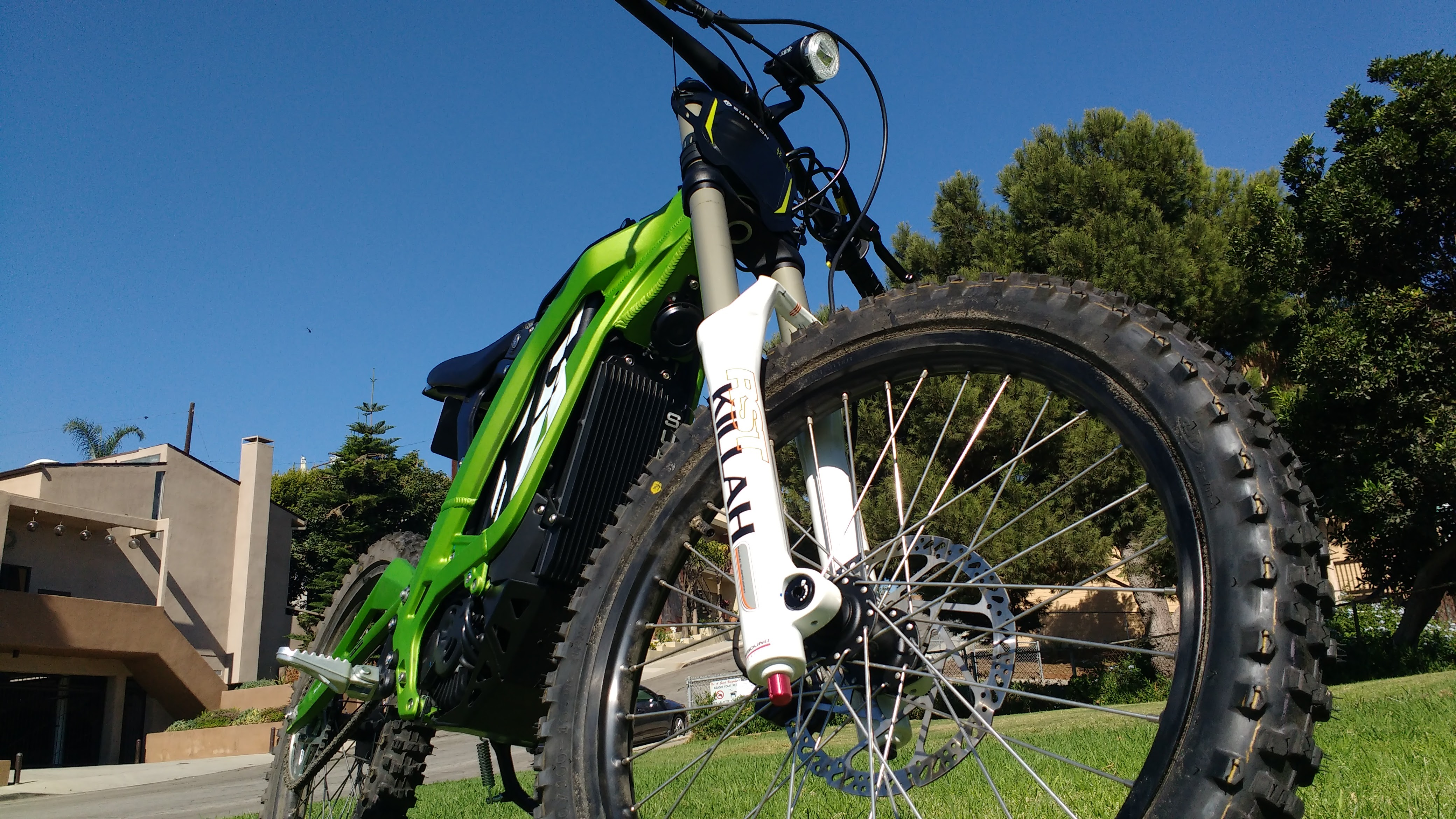 The New Age Of Affordable Electric Motorcross : The Sur-Ron