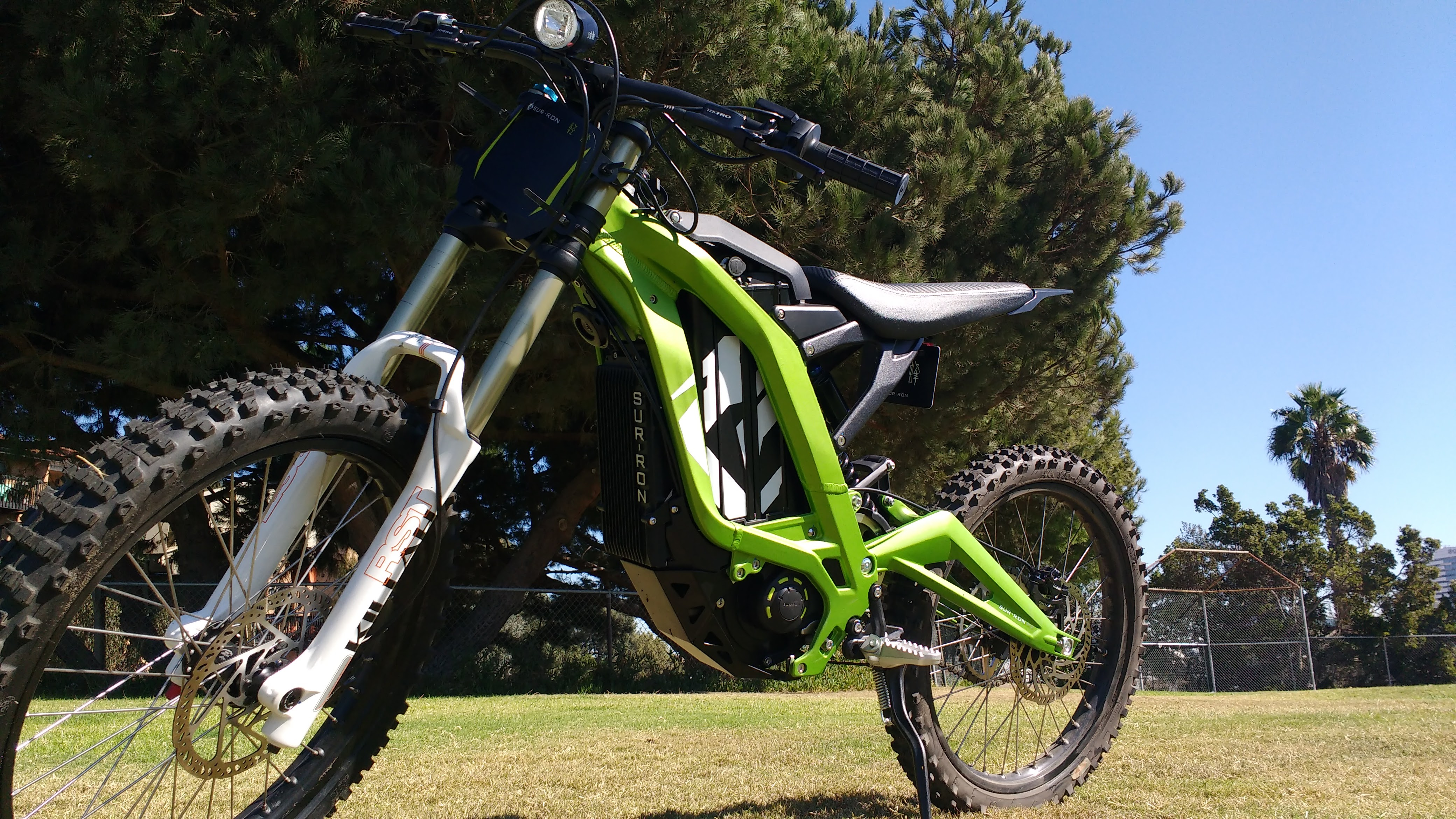 The New Age Of Affordable Electric Motorcross The Sur