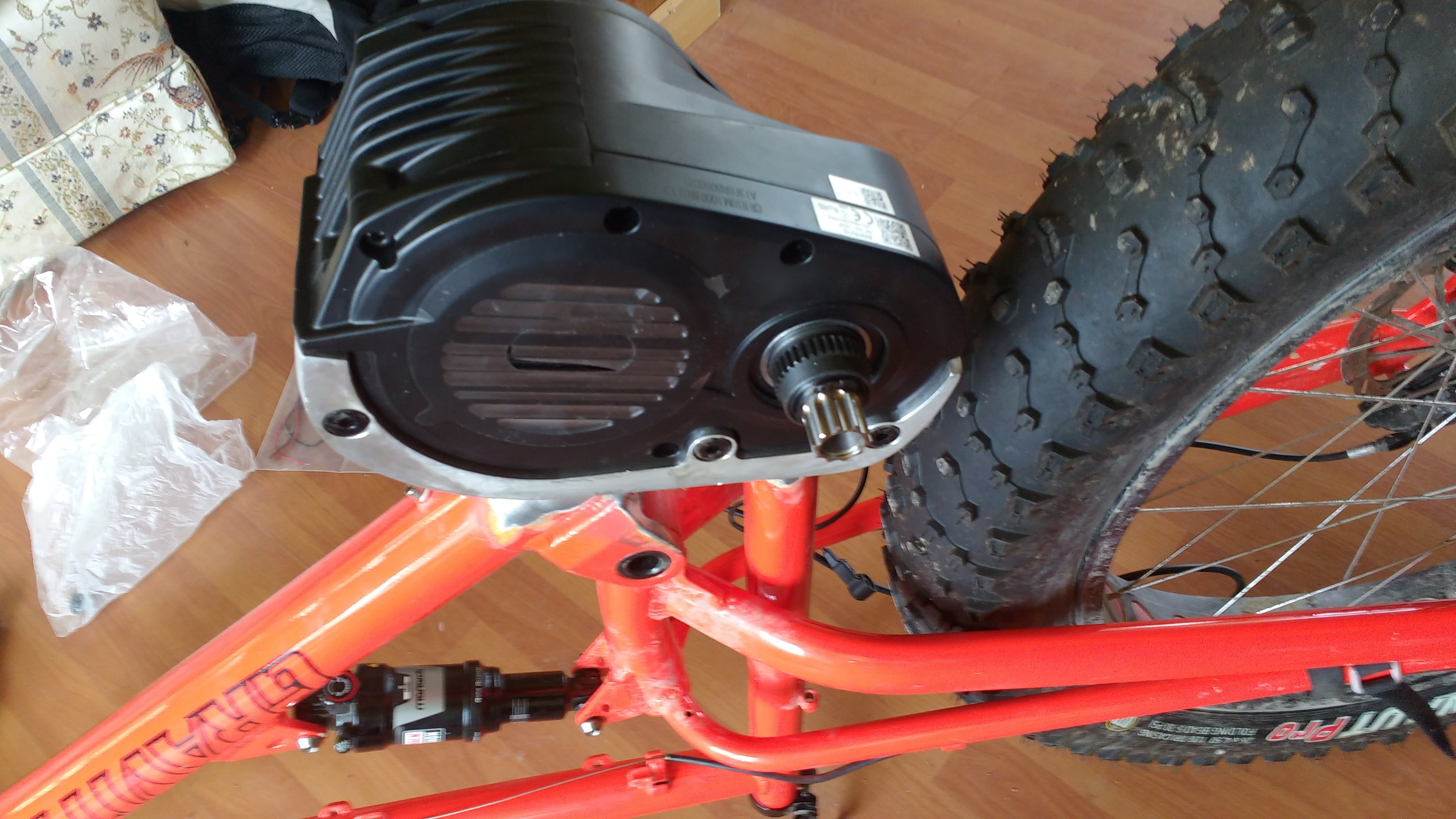 Choppy Shloppy : Build Your Own Ultra Max Specific Frame And