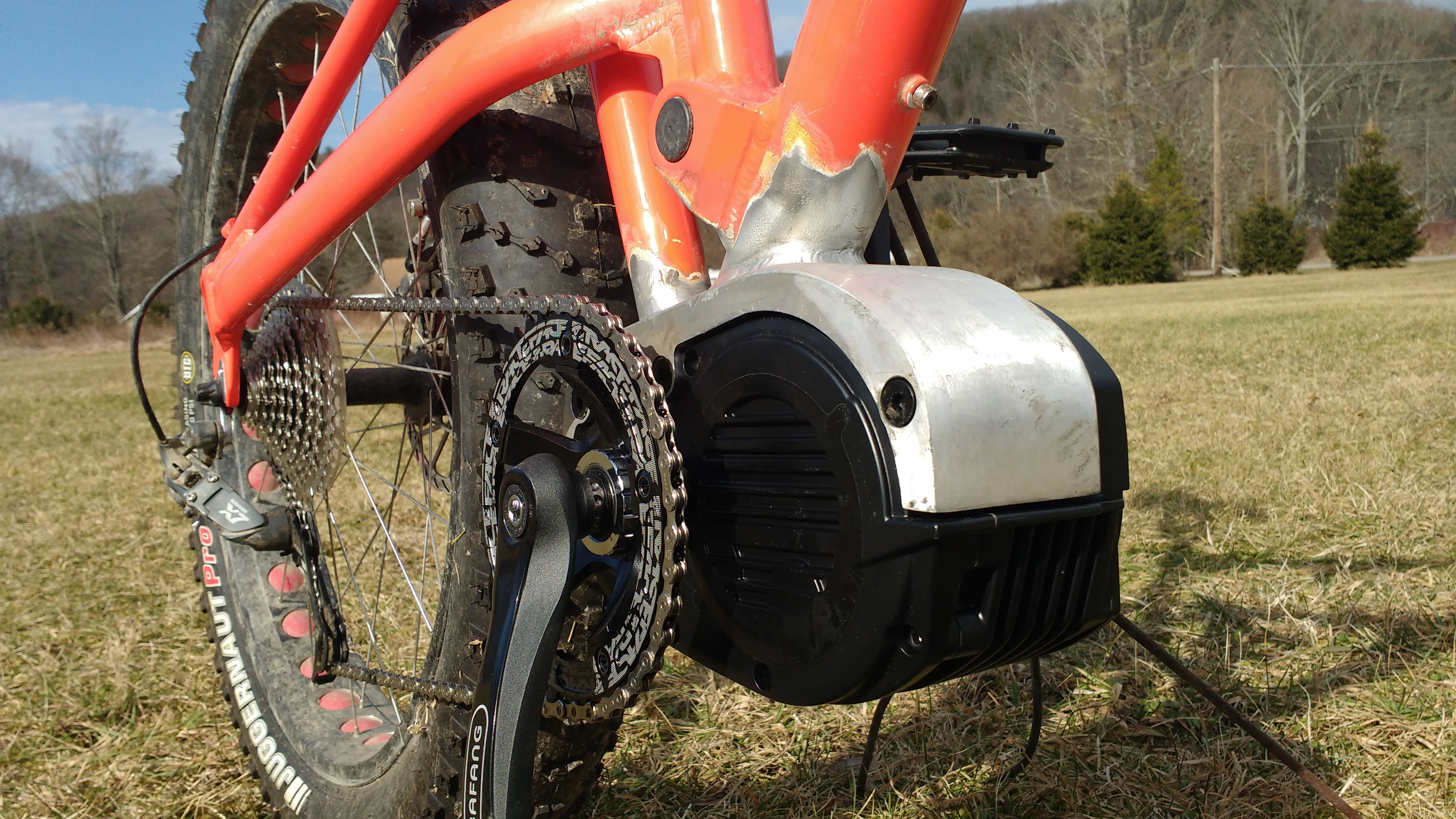Choppy Shloppy : Build Your Own Ultra Max Specific Frame And Get Riding  Already | ElectricBike-Blog.com